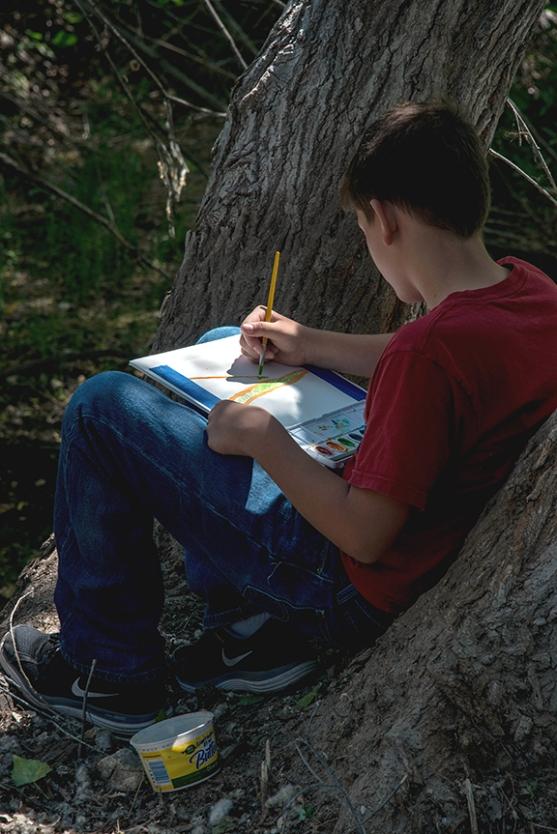 Art Student (1 of 1) blog