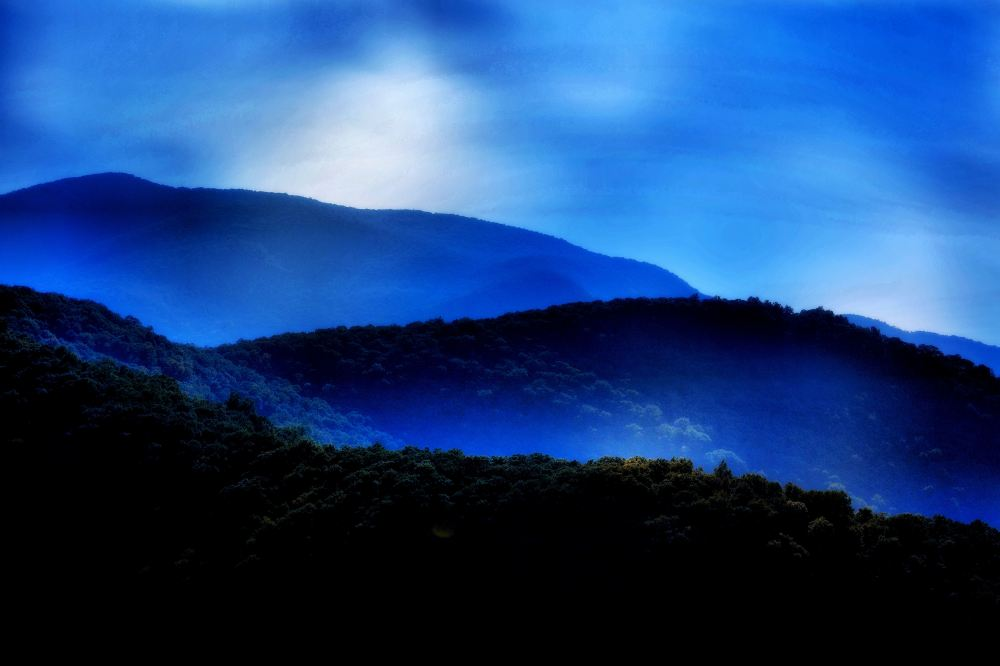 The Blues on the Blue Ridge Parkway