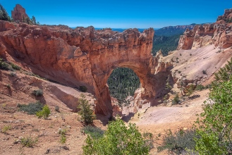 Bryce Canyon Natural Bridge (1 of 1)-2 blog