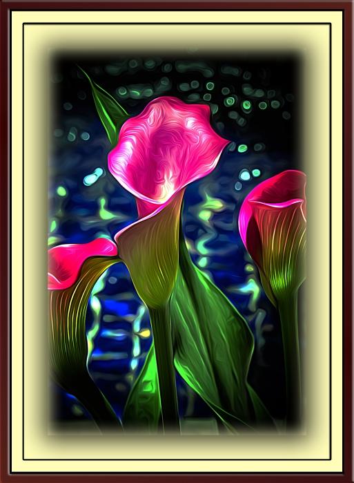 Fountain Flowers (1 of 1)-2 art III