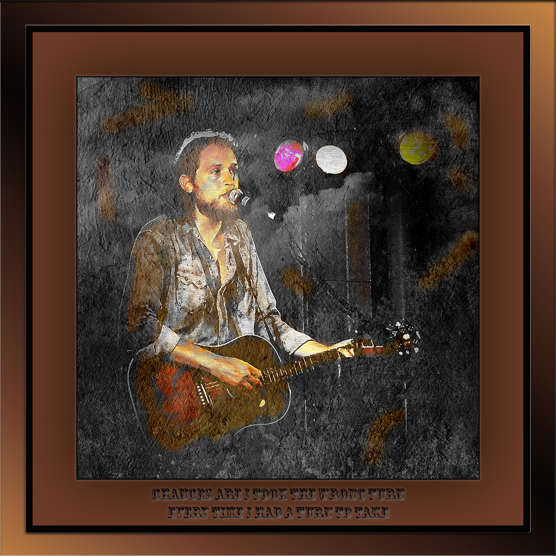Hayes Carll 7.30.07_0055 II Grunge Art blog chances are