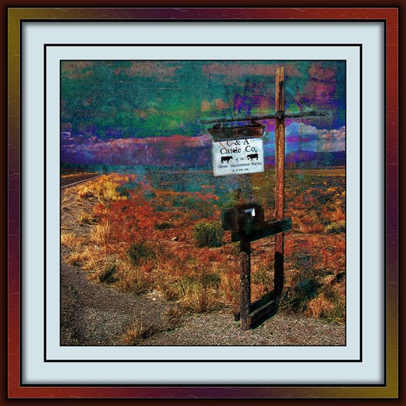 Loneliest Road (1 of 1)-10 Art framed blog
