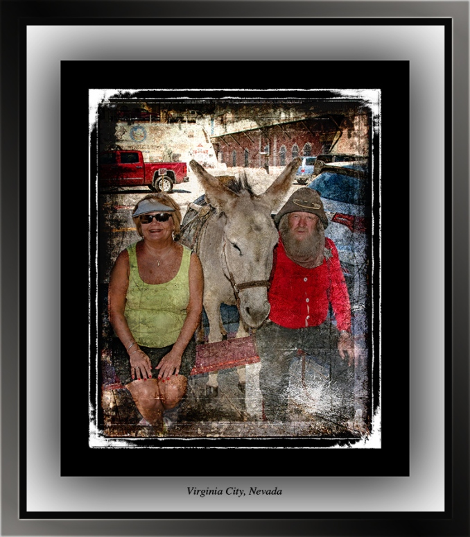 Joy & Burro (1 of 1) grunge art blog