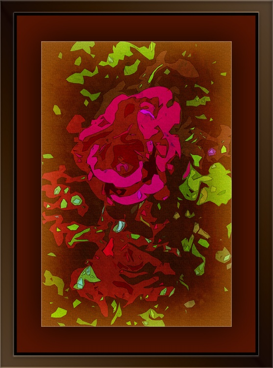 Roses (1 of 1) abstrack art blog