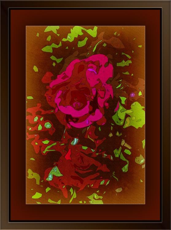 Roses (1 of 1) abstrack art blog