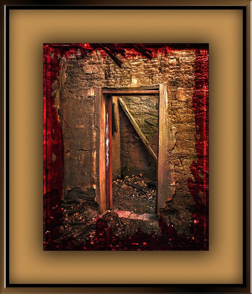 Bunk House Door(1 of 1) Art blog