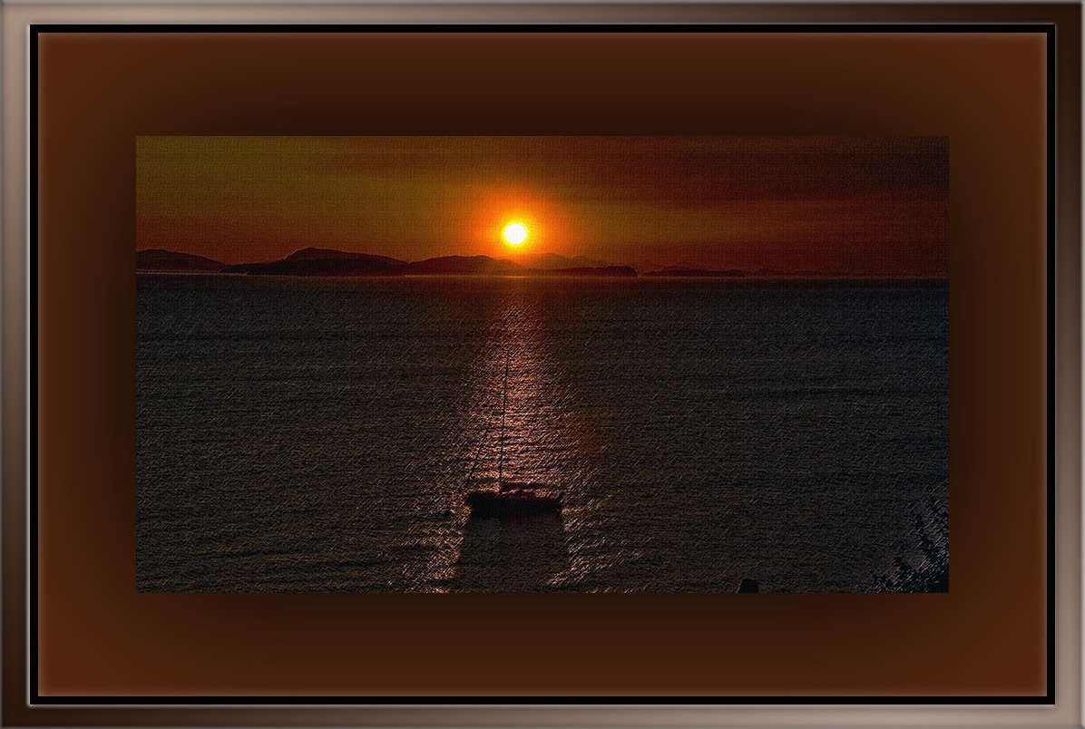 Lummi Island Sunset (1 of 1)_art blog