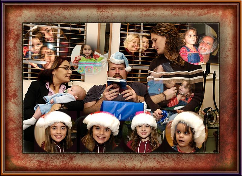 Christmas '05Collage blog
