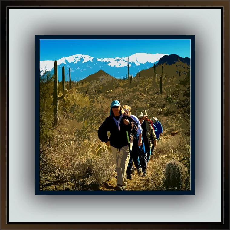Cam-Boh Trail Hike