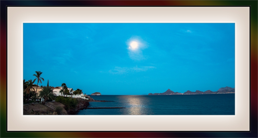 Moon Setting at Guaymas (1 of 1) blog