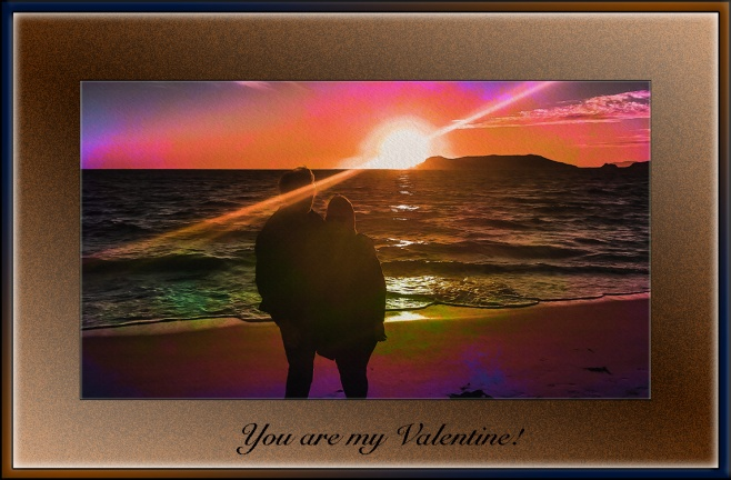 San Carlos -- Joy & kenne Sunset (1 of 1) paint Valentine blog