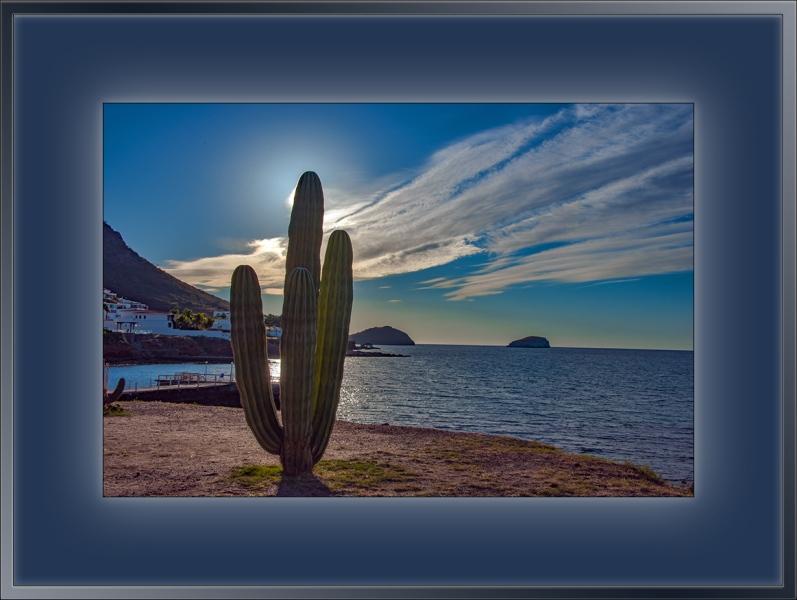 Sunset at Guaymas (1 of 1 blog)