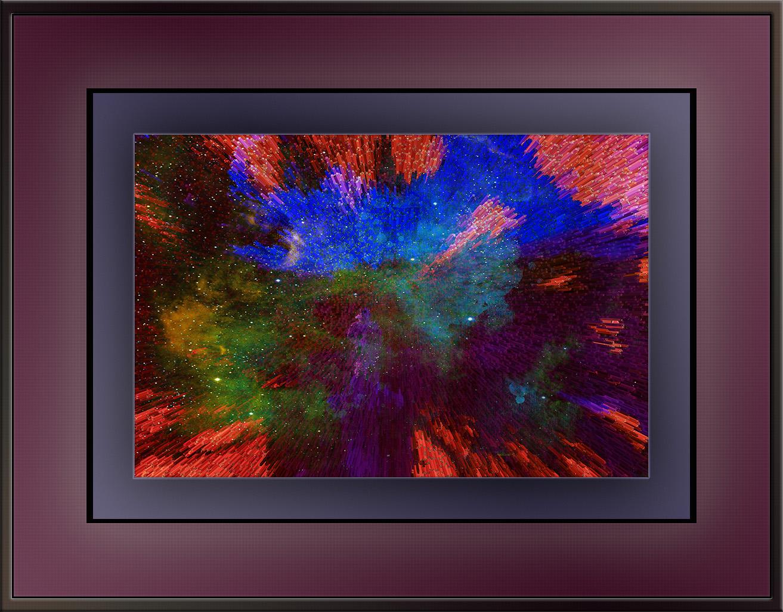 Patio Sun Screen (1 of 1) art II Abstruct Universe blog