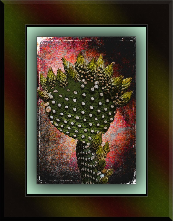 Prickly Pear Buds (1 of 1) art blog