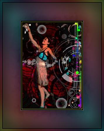 Dancing Girl Art blog