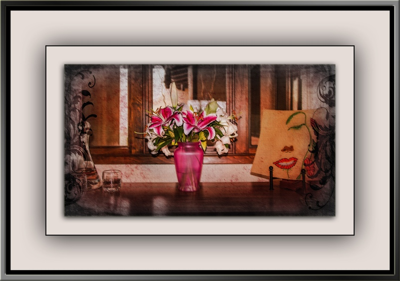 Lilies (1 of 1) Art II blog