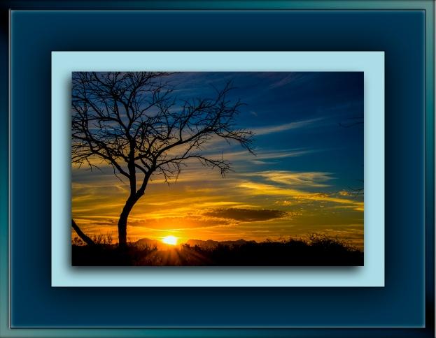 Tucson Mountain Sunset-0681 blog