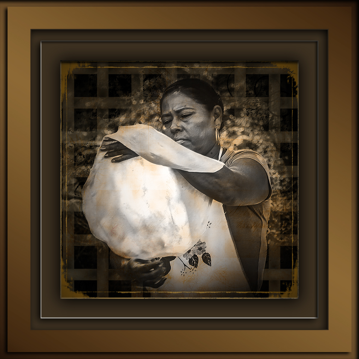 Flatbread Woman (1 of 1) art blog
