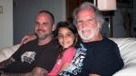 David, Katelyn and Granddad