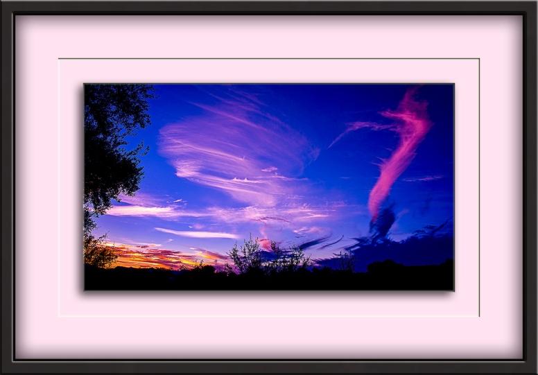 Sunset & Balanced Rocks 10-07-12