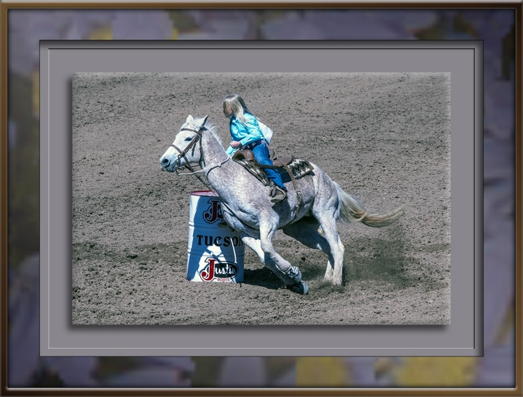 barrel racing essays The barrels for barrel racing are always arranged in a triangle  tree-free greetings ecoart home decor wall plaque, 1125 x 1125 inches, barrel racing themed inspriational art (81143) by tree-free greetings.