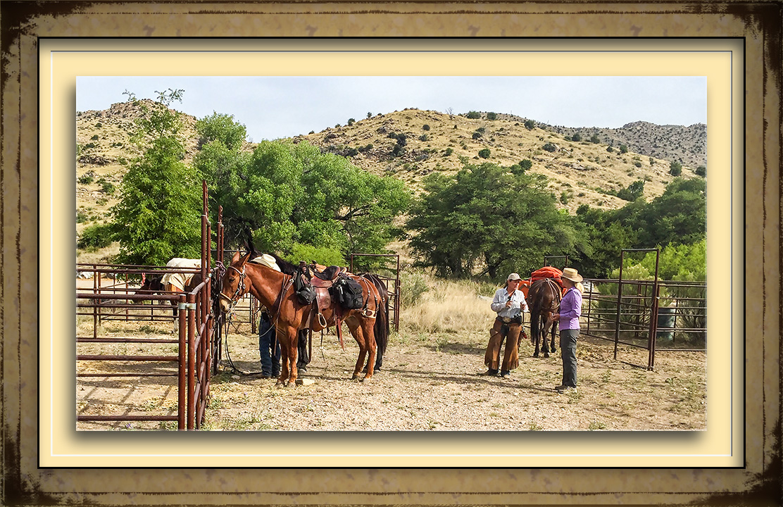 Riding the Arizona Trail - blog