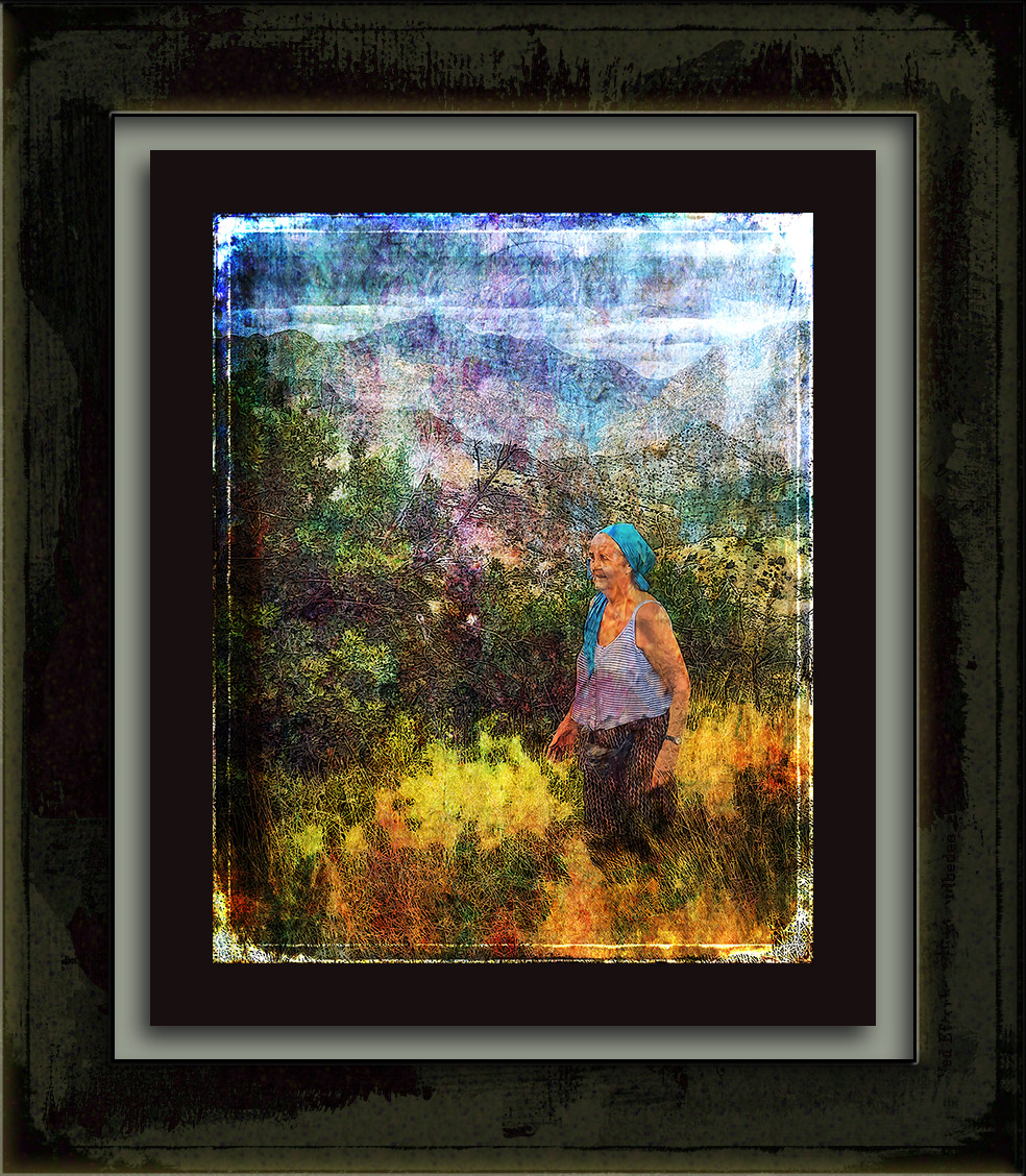 Sycamore Canyon Aunt-Art II blog