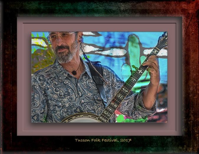 Banjo Man-1508 II art blog II