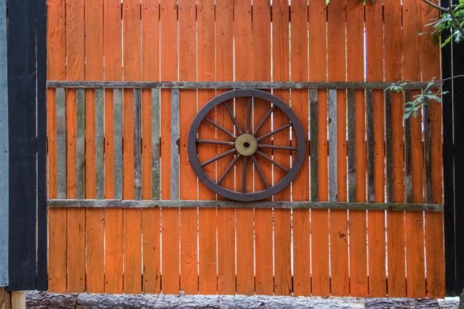 Ken's Fence Panel