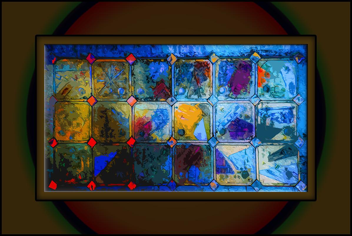 Arcosanti -1812 art II Soleri Figure Geometriche blog