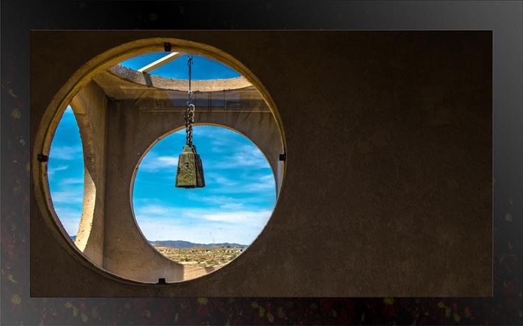 Arcosanti Bell-1781 bell blog