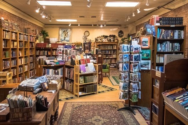 Prescott Old Sage Book Shop-1826 blog