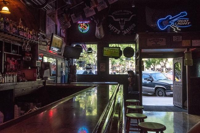 Prescott Whiskey Row Bar Matt's Saloon-1824