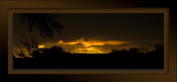 Monsoon Sunset blog
