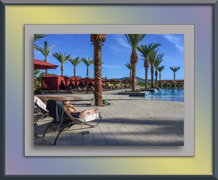 Relaxing at Del Sol Nov 30 2011 blog