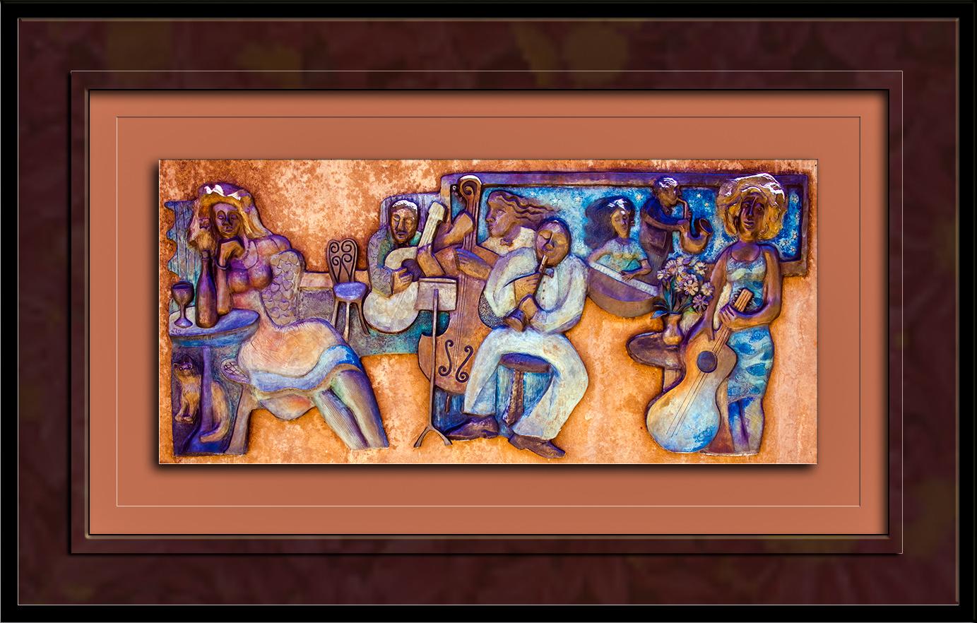 Benson Sculpture Garden-3084 Evening Jazz blog