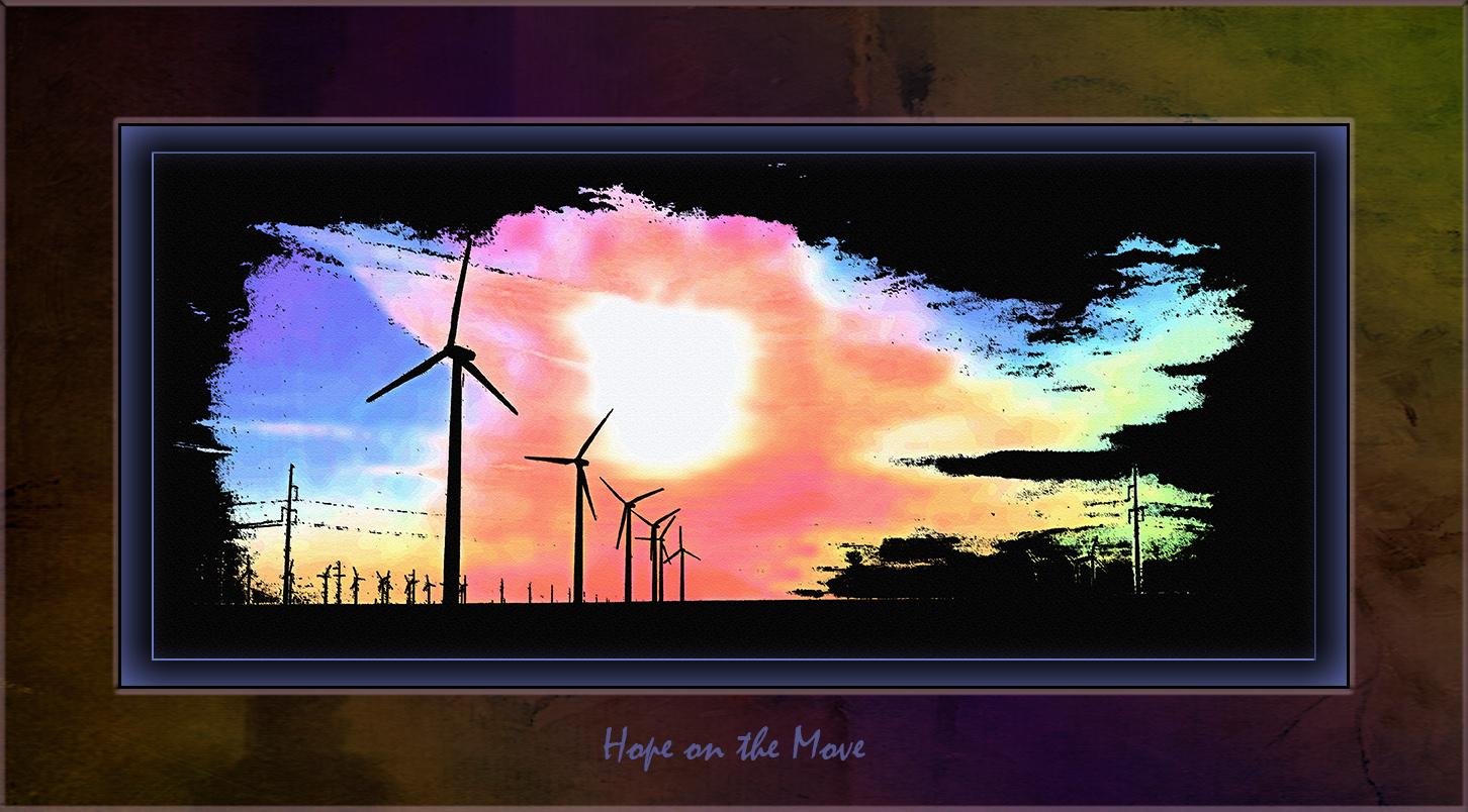 HopeComming To Texas blog