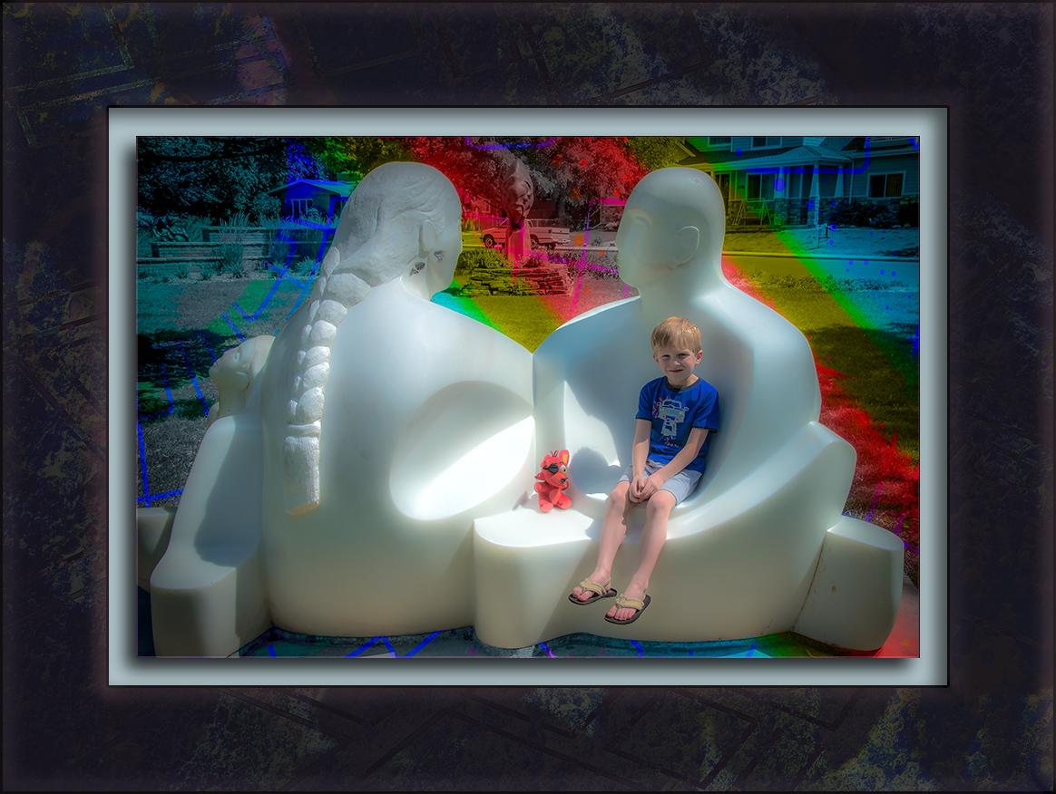 Jaxon & Friend Fox-3061 art blog
