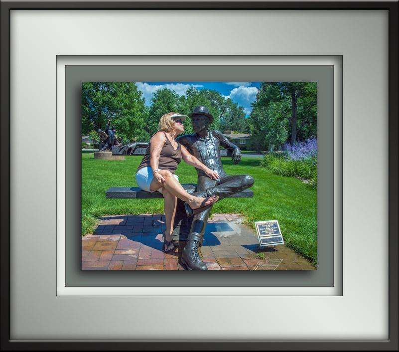 Joy with Statue-3093 blog