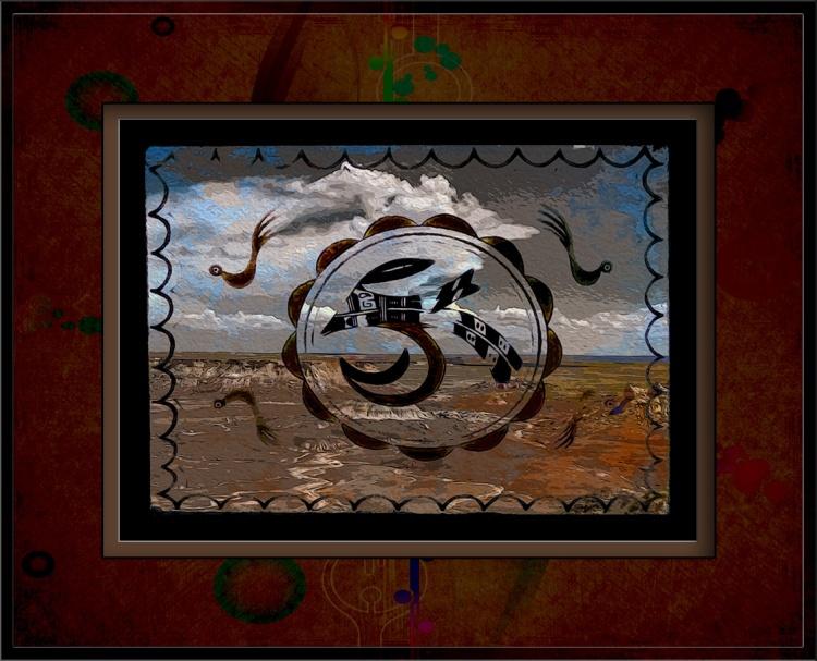 Painted Desert Inn-0093-2 art II blog