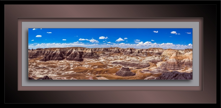 Painted Desert Panorama- blog