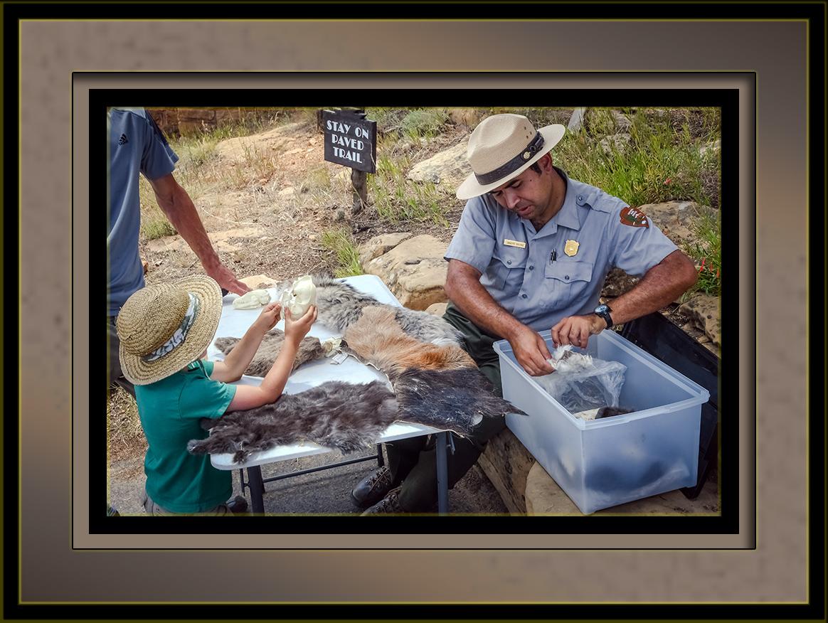 Park Ranger and Kid-0108 blog