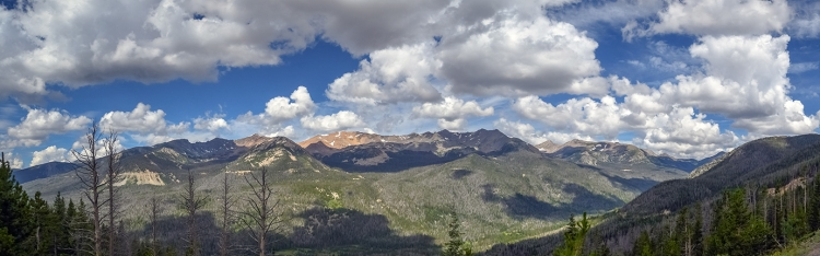 Rocky Mountain National Park--3 blog