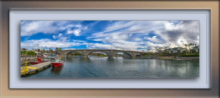 London Bridge Panorama blog-