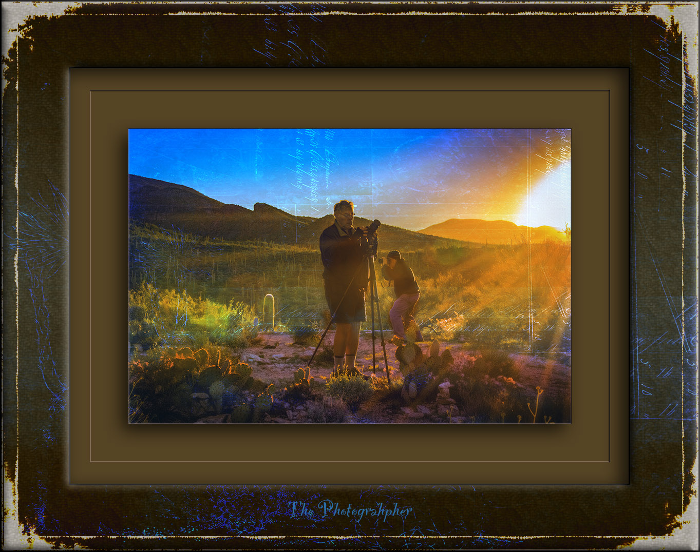 Sabino Canyon Sunrise II- Art name blog