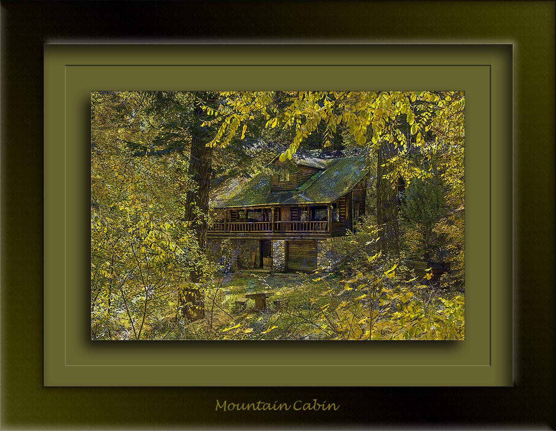 Fall Colors 2014-4299 Cabin art blog