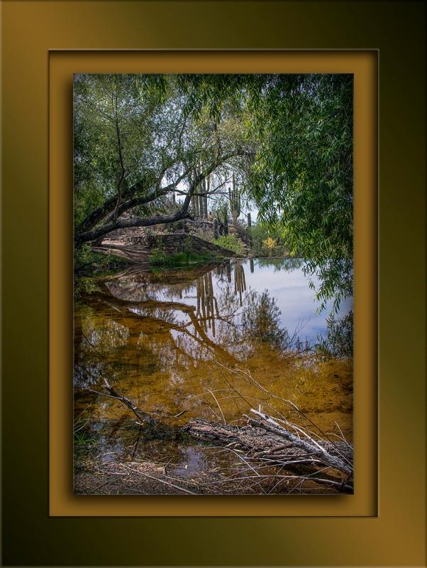 Sabino Dam In Days Past blog