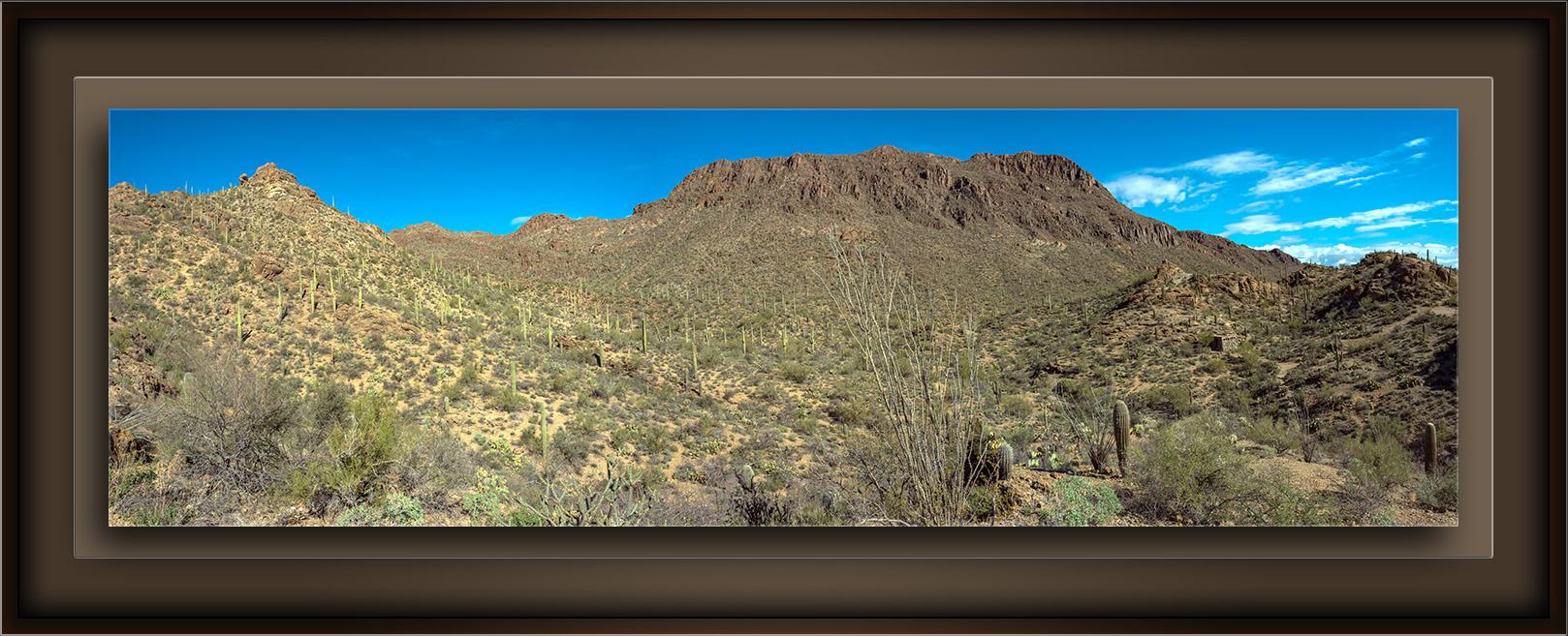 Tucson Mountains Panorama 3-blog