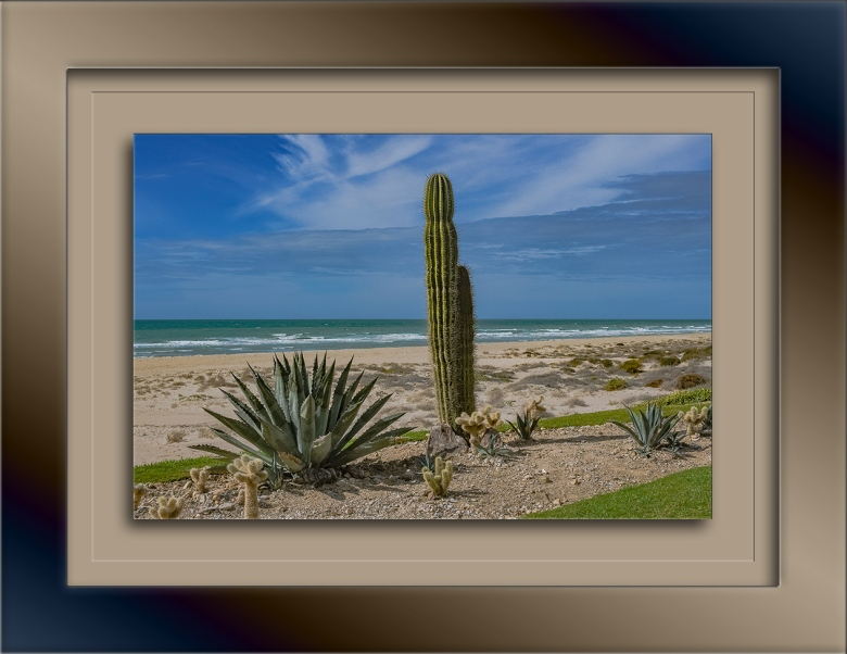 Beach at High Tide-1013 blog