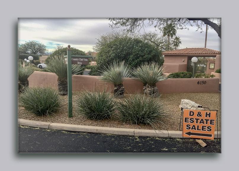 Estate Sale blog
